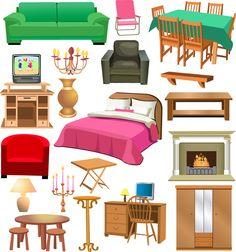 furniture clipart - Buscar con Google