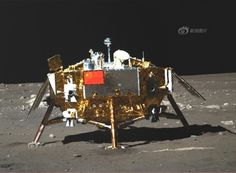 China's Historic Moon Robot Duo Awaken from 1st Long Frigid Night and Resume Science Operations