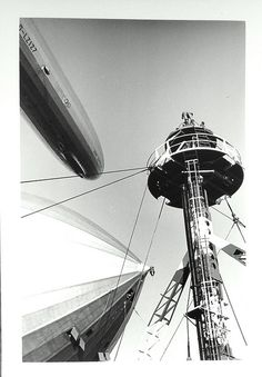 Tower-Luftschiff by kitchener.lord, via Flickr
