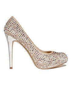 INC International Concepts Women's Shoes, Lilly Platform Pumps - Shoes - Macy's
