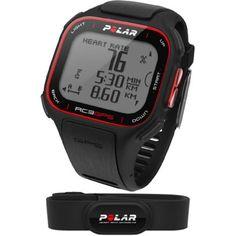 Chollo en Amazon España: Pulsómetro Polar RC3 GPS HR por solo 169€. Un 34% de descuento sobre el precio de venta recomendado y precio mínimo histórico
