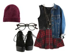How to Be a 90's Grunge Chic (1)