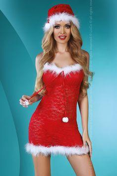 Livia Corsetti -  Christmas Star świąteczna sukienka LC 90159 Mikołajki