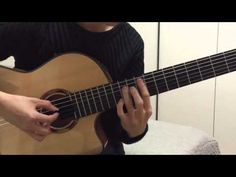 (Sungha Jung) Rainy Day - Sungha Jung (Guitar Ver)