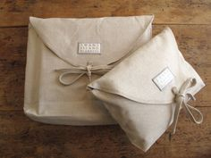 Fabric packaging
