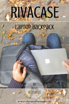 RIVACASE laptop back