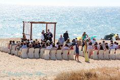 Beach wedding in the Algarve