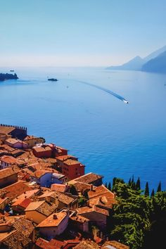 A view from the Castle, Malcesine, Italy