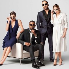 Prive Revaux eyewear features the celebrity partners Jamie Foxx, Hailee Steinfeld, Ashley Benson and Jeremy Piven. Jeremy Piven, Celebrity Sunglasses, Hailee Steinfeld, Ashley Benson, Bridesmaid Dresses, Wedding Dresses, Sunnies, Eyewear, Interview