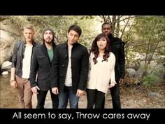 OFFICIAL VIDEO] Hallelujah -Pentatonix Cover off the New Christmas ...