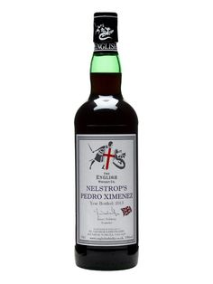 An unusual idea from the English Whisky Company.  The sherry barrels they use for maturing their whisky are brought over with the Pedro Ximinez sherry from them.  English single malt is added to th...