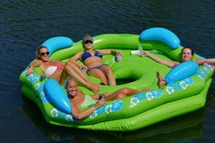 I think we needed this over the summer!  That is taking floaties to a whole new level. Our kinda level! @Brittany Child @Whitney Fredrickson @Marianne Prignano @Katelyn Van Ausdal @Jenny Bernier