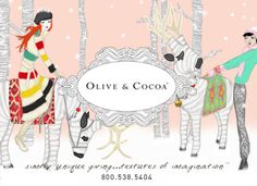 Olive & Cocoa. Fun website - All Gift Baskets, Unique Gifts, Luxury Gifts - Olive & Cocoa