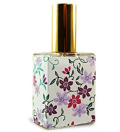 """""""Nobara-Cha"""" eau de parfum by Aroma M is unexpected sensuality with notes of rose,sandalwood,and amber.You create the aura of exotic intensity."""