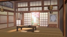 Casa Anime, Anime Places, Episode Backgrounds, Anime City, Scenery Background, Real Anime, Japanese House, Anime Scenery, Cool Rooms