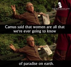 Woody Allen in Anything Else (2003)