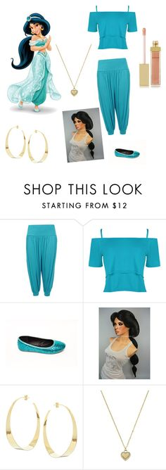 """""""Jasmine Isparied"""" by loughrangeorgia ❤ liked on Polyvore featuring WearAll, Lana, Michael Kors and AERIN"""