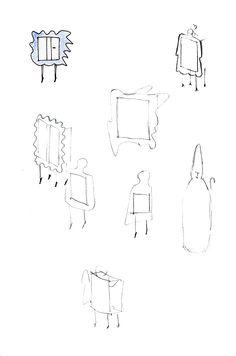 38 - Skizzen Schränkchen