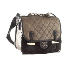 f5dbdcf5d11a81 Chanel Dallas Collection Bag Black Fur #baghunter Vintage Purses, Dust Bag,  Dallas,