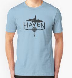 Haven Syfy Inspired | Haven Black Logo