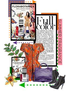 """""""Summer Fragrance"""" by lisabedow on Polyvore"""