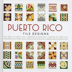 Puerto Rico Tile Designs