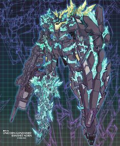 GUNDAM GUY: Awesome Gundam Digital Artworks [Updated 9/14/14]
