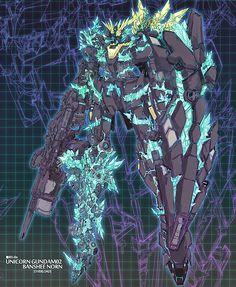 GUNDAM GUY: Awesome Gundam Digital Artworks [Updated 9/14/14]
