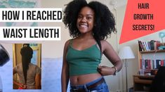best=How I Reached Waist Length Natural Hair My Hair Journey Favorite Products Current Routine Video Black Hair Information Prom Formal EFuXuan Natural Hair Growth Tips, Natural Hair Journey, Natural Hair Styles, 4a Hair Type, Waist Length Hair, Girls Life, About Hair, Hair Lengths, Hair Hacks