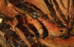 Venison Roast with Stuffing (Recipe). Made it - loved it. Jerky Recipes, Venison Recipes, Roast Recipes, Crockpot Recipes, Chicken Recipes, Deer Food, Deer Meat, Deer Recipes, Wild Game Recipes