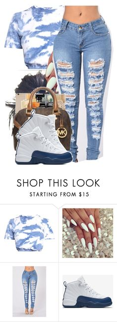 """I'll wake you up with some breakfast in bed~James Arthur"" by her-niya on Polyvore featuring NIKE"