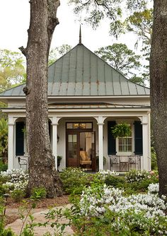 charming cottage with front porch