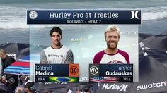 Hurley Pro at Trestles: Round Three, Heat 7