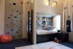 Best Home Gym Decor Ideas Punching Bag Ideas Budget Bedroom, Small Room Bedroom, Kids Bedroom, Bedroom Decor, Bedroom Ideas, Male Bedroom, Small Rooms, Bedroom Wall, Nursery Ideas