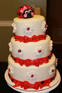 Katelyn would have loved this for her ladybug birthday...so long ago :(
