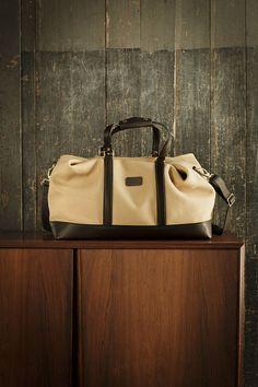 J. Hilburn Men's Bag.