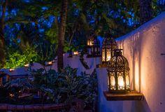 Zanzibar   Matemwe Lodge   Asilia Africa Handmade Zanzibari Lanterns