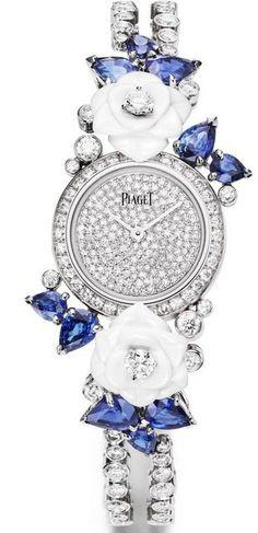 Piaget via GlamGirl - ladies designer watches, ladies luxury watches, girls watches *sponsored https://www.pinterest.com/watches_watch/ https://www.pinterest.com/explore/watches/ https://www.pinterest.com/watches_watch/ice-watch/ http://www.intellicast.com/Storm/Severe/WatchesWarnings.aspx
