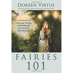 Fairies 101 by Doreen Virtue | Mind; Body & Soul Books at The Works