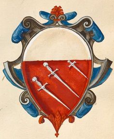 Bustichi  I just found my families coat of arms on Pinterest! What?!