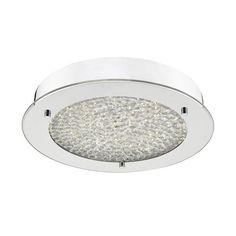 PET5250 Peta LED Semi flush Bathroom Ceiling light