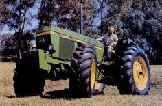 John Deere 3540 AR-spec '1981–87