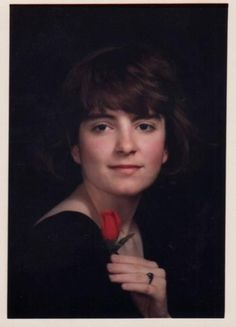 "I love this!!  ""This is Tina Fey's REAL high school yearbook photo. Used recently in 30 Rock."""