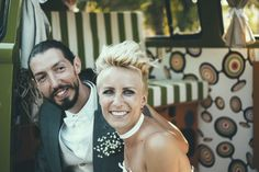 Zara Man For A Industrial Wedding In Italy With Bride In Bespoke Gown And Intimate Reception At La Commedia della Pentola Restaurant with Images By Maria Bryzhko