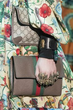 Gucci - Top 10 Women's Designer Collections of Milan Fashion Week Fall 2017