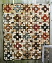 Devil's Claw Quilt Pattern