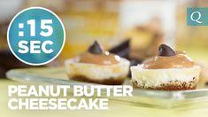 Peanut Butter Cheesecake - #15SecondRecipe @QuestNutrition