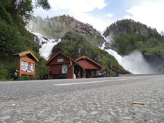 Låtefossen Waterfall – Mapy Google
