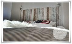 DIY, hodegavl med drivvedtapet fra Storeys Bed, Furniture, Home Decor, Decoration Home, Stream Bed, Room Decor, Home Furnishings, Beds, Home Interior Design