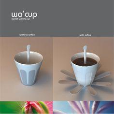wa'cup - designboom | architecture